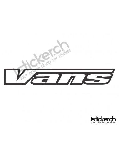 Mode Brands Vans Logo 4
