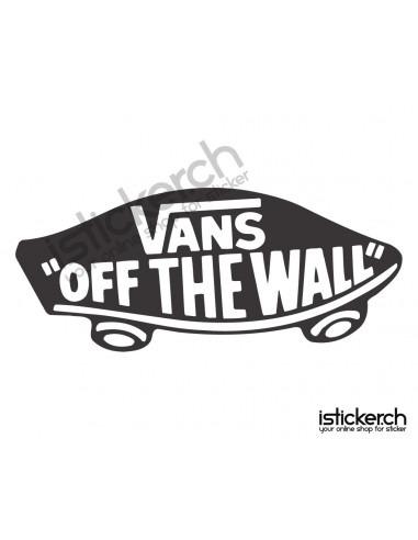 Mode Brands Vans Logo 6