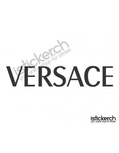 Mode Brands Versace Logo 1