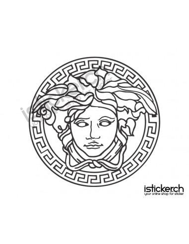 Mode Brands Versace Logo 2
