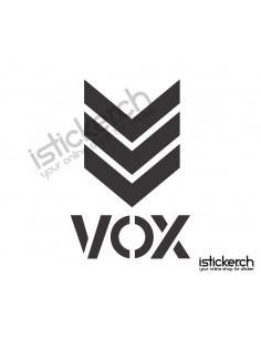 Vox Footwear Logo