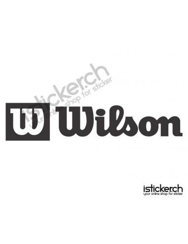 Mode Brands Wilson Logo