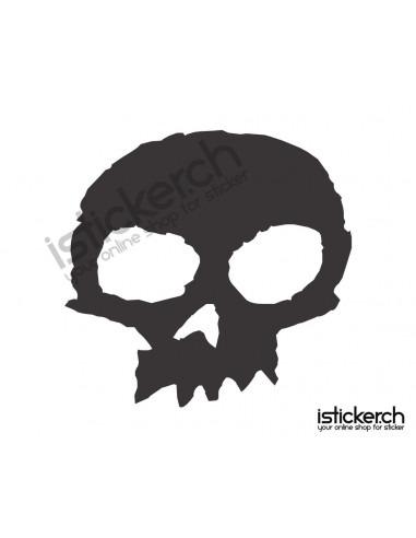 Zero Skateboards Logo 2
