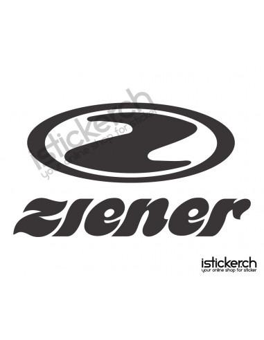 Mode Brands Ziener Logo