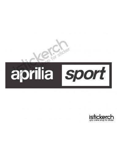 Motorrad Marken Aprilia Sport Logo