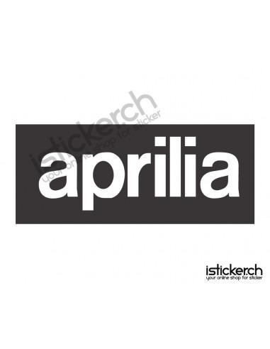 Motorrad Marken Aprilia Logo
