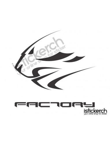 Aprilia Factory Logo