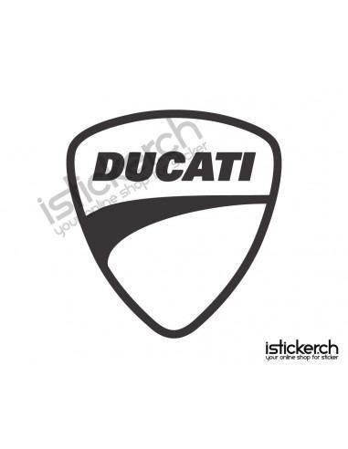 Motorrad Marken Ducati Logo 1
