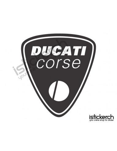 Motorrad Marken Ducati Logo 2