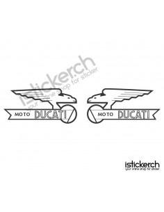 Ducati Logo 7