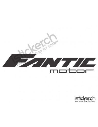 Motorrad Marken Fantic Motor Logo 1