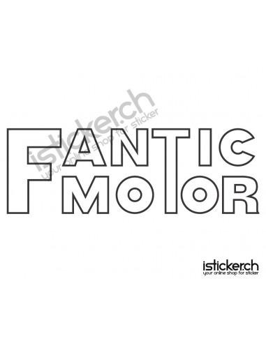 Motorrad Marken Fantic Motor Logo 2
