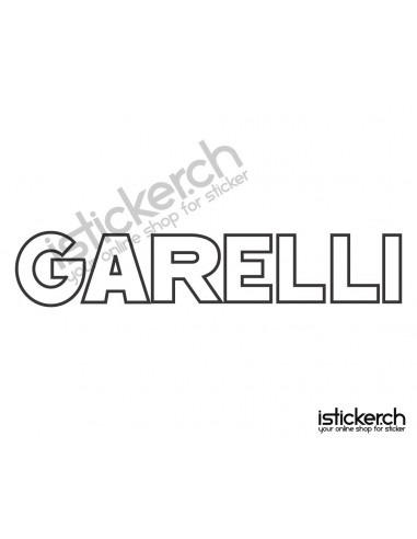 Motorrad Marken Garelli Logo 1