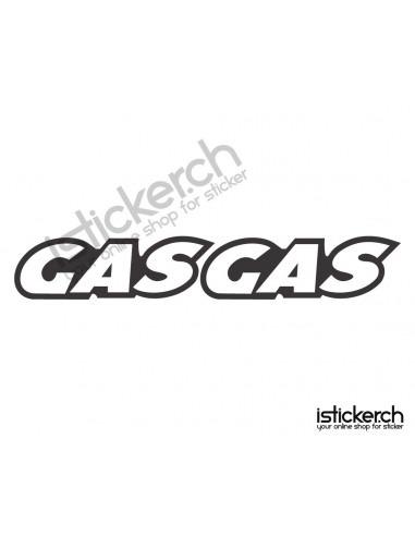 Motorrad Marken Gas Gas Logo 1