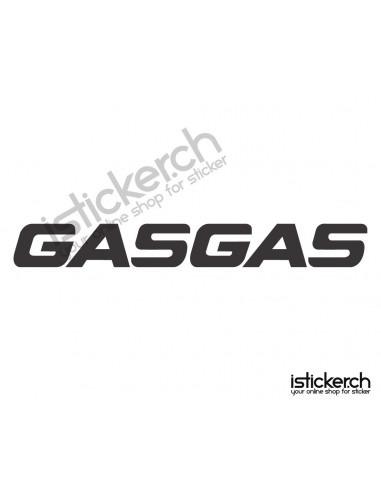 Gas Gas Logo 3