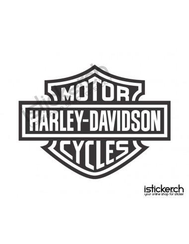 Motorrad Marken Harley Davidson Logo 1