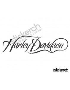 Harley Davidson Logo 4