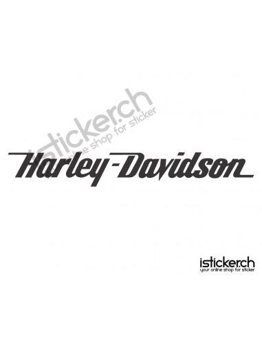 Harley Davidson Logo 6