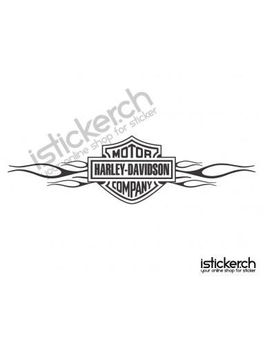 Motorrad Marken Harley Davidson Logo 7
