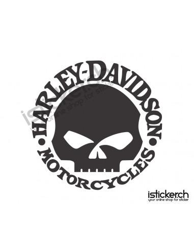 Motorrad Marken Harley Davidson Logo 8