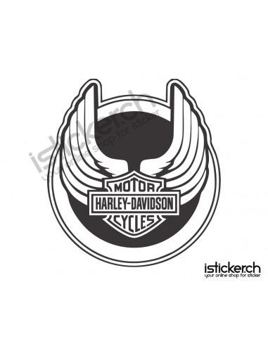 Harley Davidson Logo 11