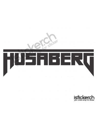 Motorrad Marken Husaberg Logo