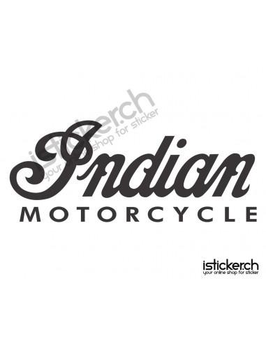 Motorrad Marken Indian Motorcycle Logo 1