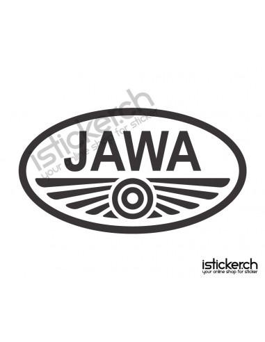 Motorrad Marken Jawa Logo