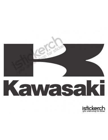 Motorrad Marken Kawasaki Logo 2