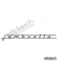 Lambretta Logo 2