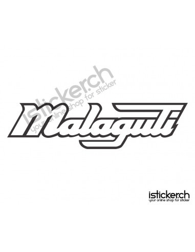 Motorrad Marken Malaguti Logo 1