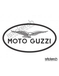 Moto Guzzi Logo 1