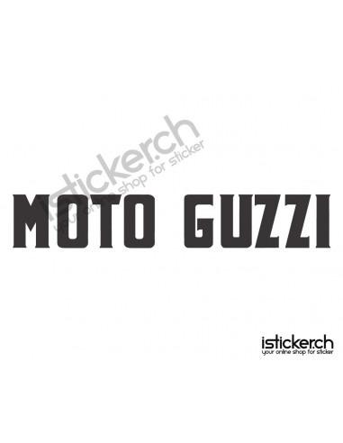 Moto Guzzi Logo 2