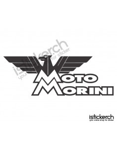 Moto Morini Logo 1