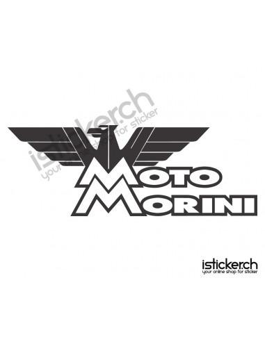 Motorrad Marken Moto Morini Logo 1