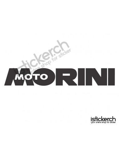 Moto Morini Logo 2