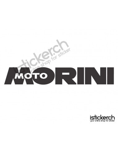 Motorrad Marken Moto Morini Logo 2