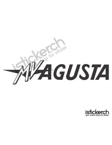 Motorrad Marken MV Agusta Logo 2