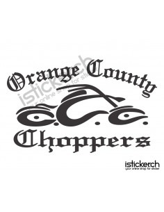 Orange County Choppers Logo