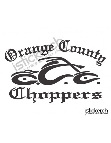 Orange County Choppers Logo