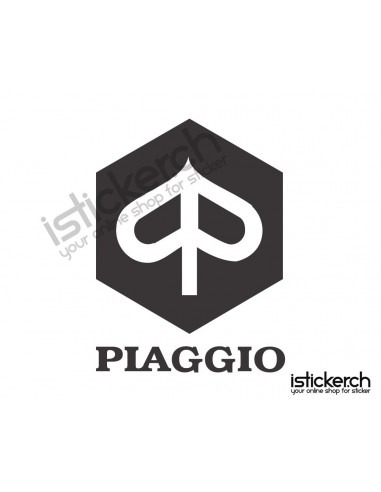 Motorrad Marken Piaggio Logo 2