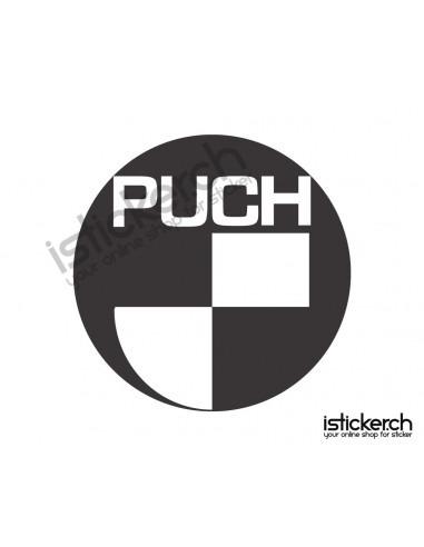 Motorrad Marken Puch Logo 1
