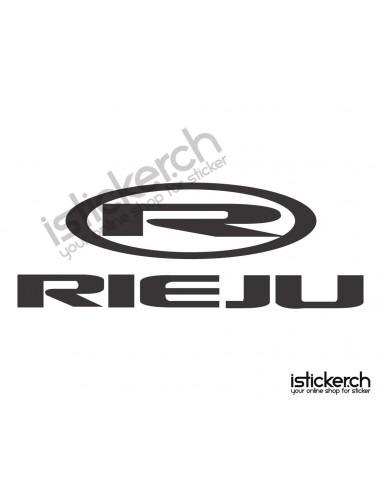 Motorrad Marken Rieju Logo