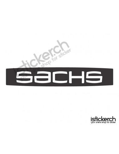 Motorrad Marken Sachs Logo 2