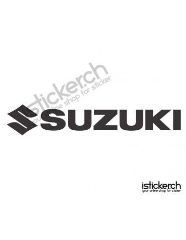 Motorrad Marken Suzuki Logo 2