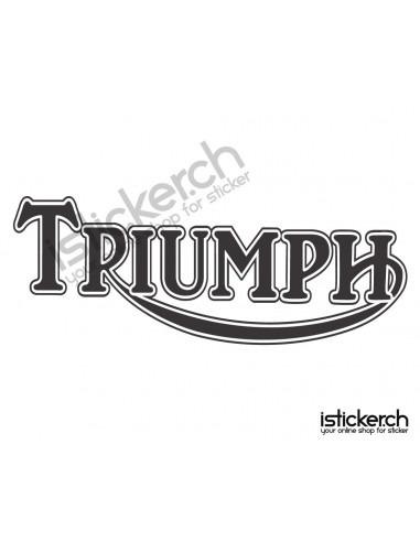Motorrad Marken Triumph Logo 2