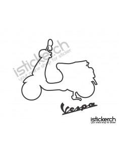 Vespa Logo 4