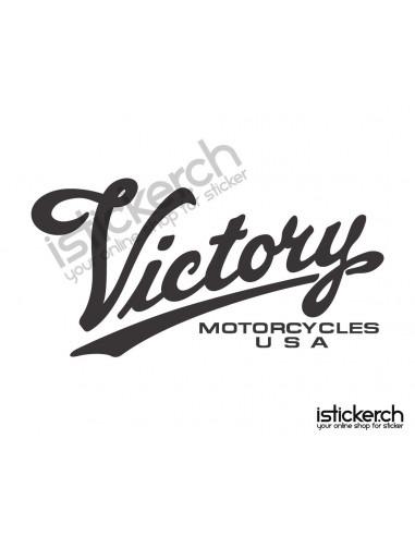 Motorrad Marken Victory Motorcycles Logo