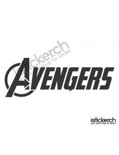 The Avengers Logo 1