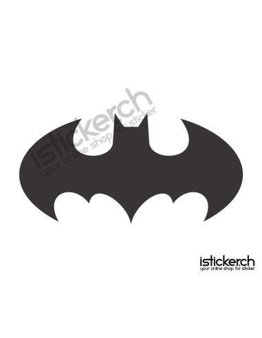 Batman Logo 4 Istickerch